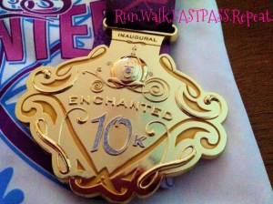 2014 runDisney Princess Weekend Enchanted 10k Race Recap