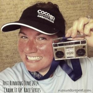 Jost Running 5k/10k Medal