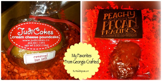 Georgia CRafted Favorites