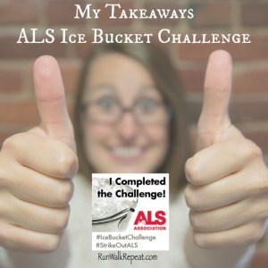 What I Learned From The ALS Ice Bucket Challenge