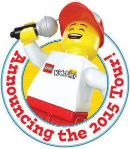 LEGO KidsFest Announces 2015 Tour Dates, New Cities Added
