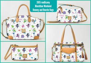 Walt Disney World Marathon Weekend Dooney and Bourke Bags for 2015