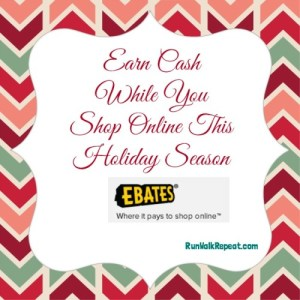 Earn Money While You Shop Online With Ebates