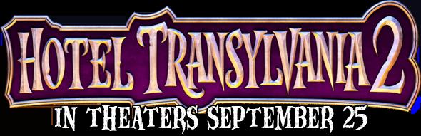 Hotel Transylvania 2 Giveaway