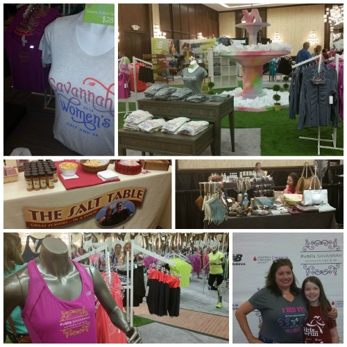 savannah womens expo