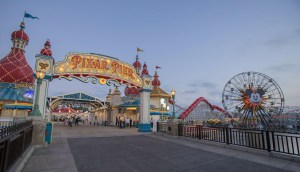 A Look at Pixar Pier Disney California Adventure