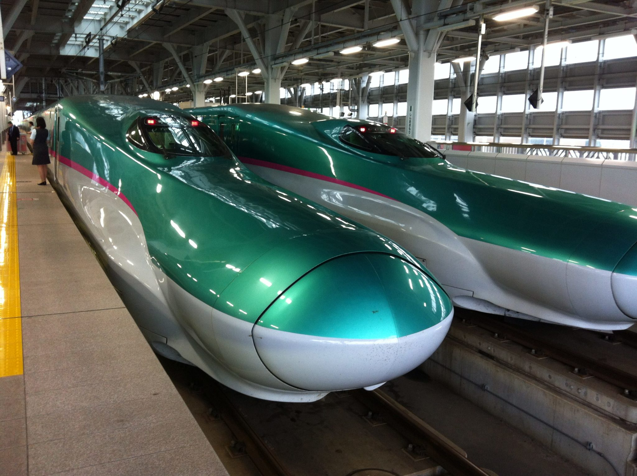 What Airlines Can Learn From Japan S Shinkansen Bullet