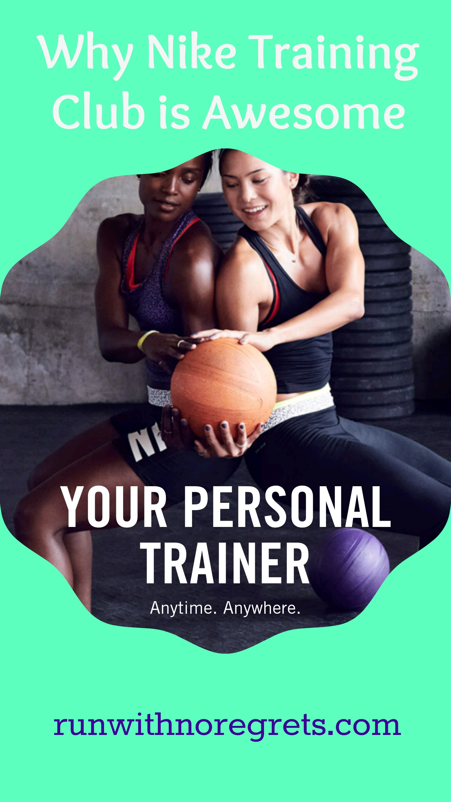 Have you ever tried the Nike Training Club mobile app? It\u0027s amazing! Find  out