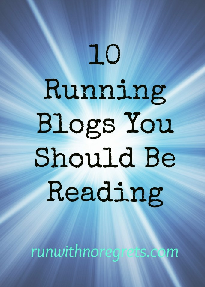 10 Running Blogs You Should Be Reading