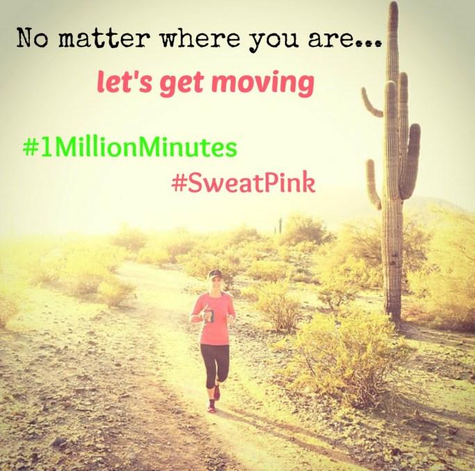 #1millionminutes