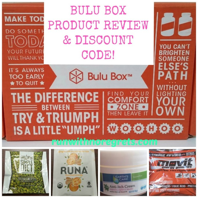 Have you tried out the Bulu Box? Check out my review of the Weight Loss subscription box, plus get a discount!