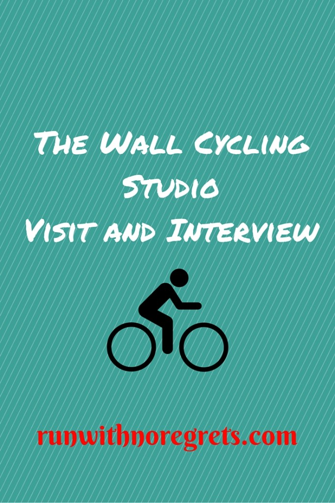 Ever considered trying a spinning class? Check out my experience at The Wall Cycling Studio and interview!