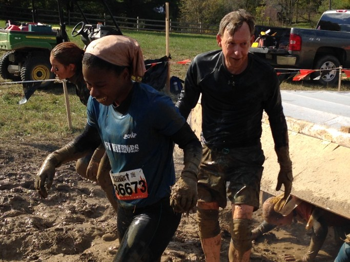 cry baby tough mudder