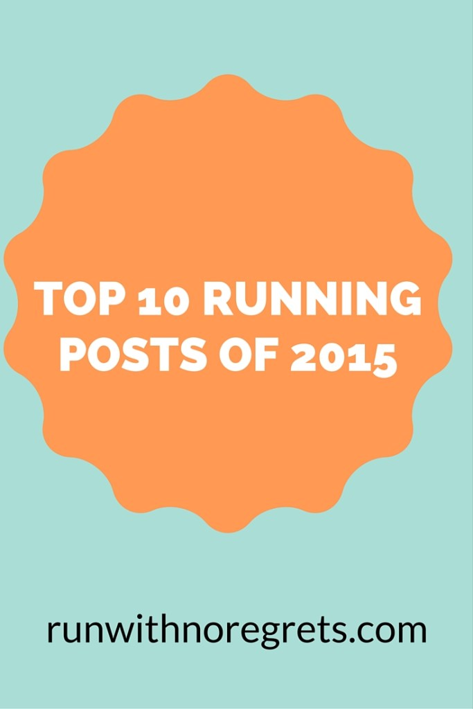 2015 has been an amazing year! Check out 10 articles full of running tips that will help you get off to a good start in 2016!