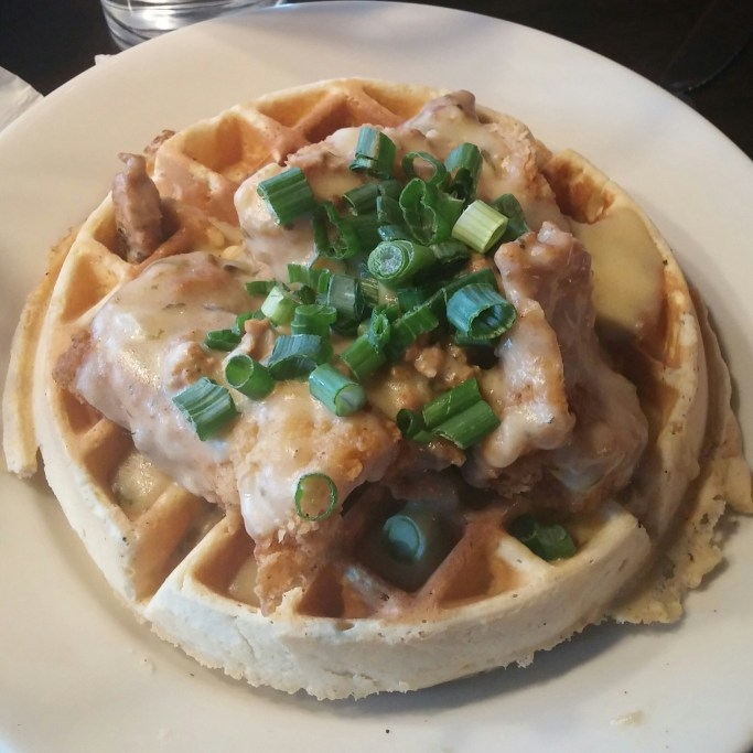 southern comfort waffle