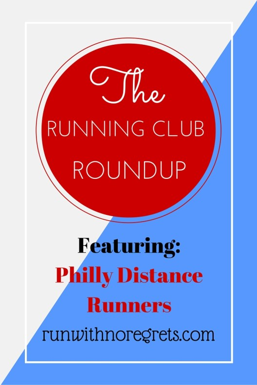 For this Running Club Roundup, I went for a long run with the Philly Distance Runners! Learn more about my experience and more running tips at runwithnoregrets.com!