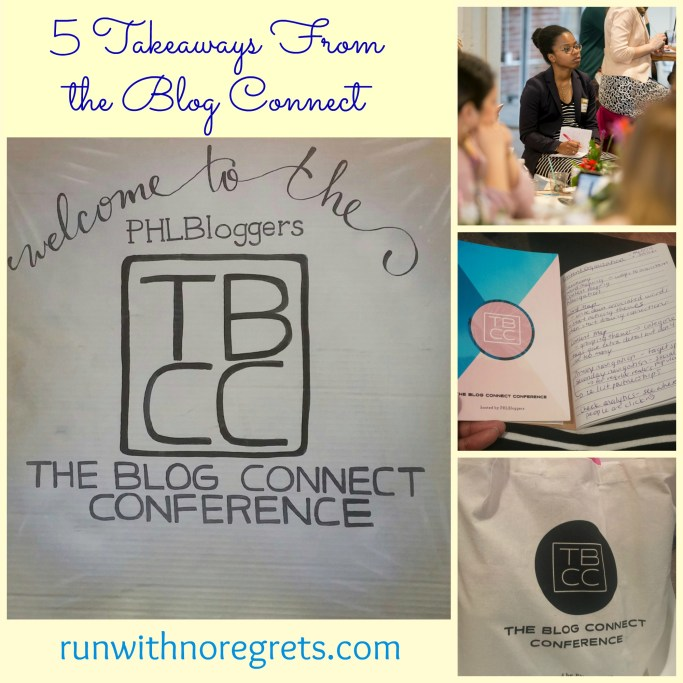 I had such a wonderful experience at the Blog Connect Conference in Philadelphia and hosted by the PHLBloggers. I learned a lot during the conference but there were 5 big takeaways that I need to make sure I follow up on to be a better blogger!