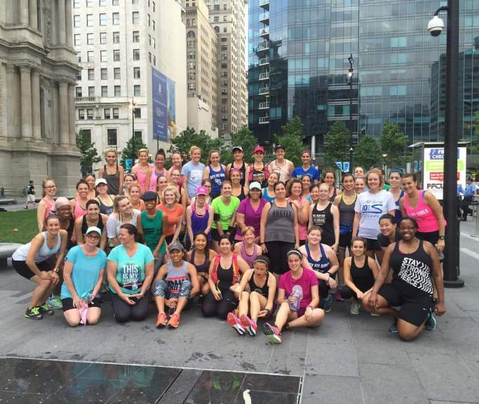City Fit Girls, there are a lot of us!