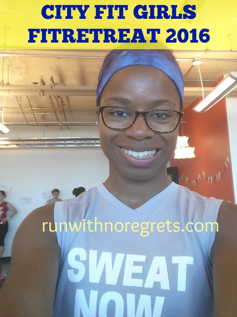 For the 3rd year in a row, I attended the awesome FitRetreat hosted by City Fit Girls in Philadelphia in August 2016. Check out my recap and find more on running and fitness at runwithnoregrets.com!