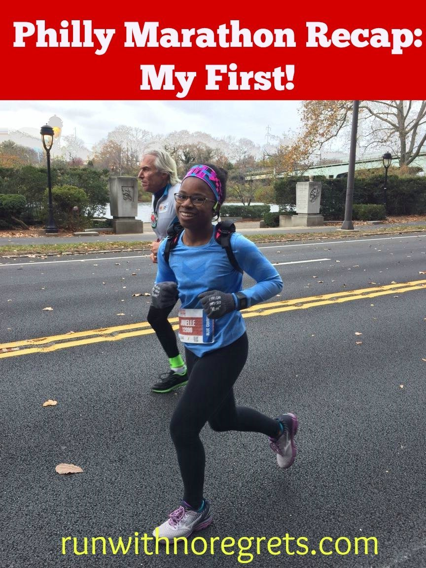 I'm sharing my experience running my very first marathon, the Philadelphia Marathon! A dream has finally come true! Check it out and more running recaps and resources at runwithnoregrets.com!