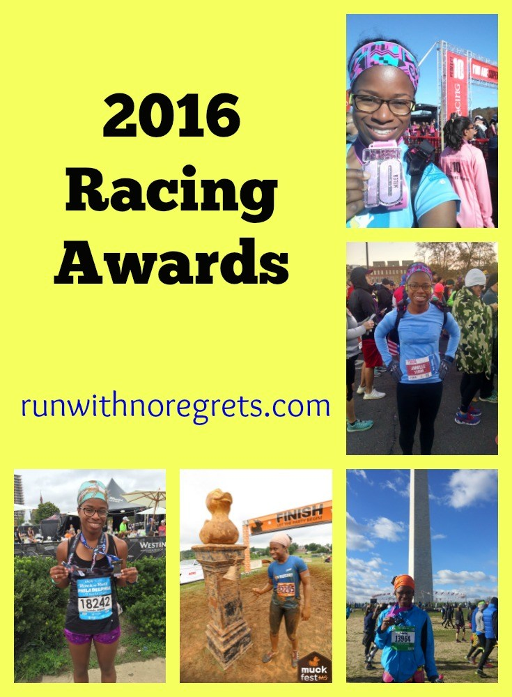 I'm looking back on 2016 and sharing my favorite races of the year! Check out more on running and racing at runwithnoregrets.com!