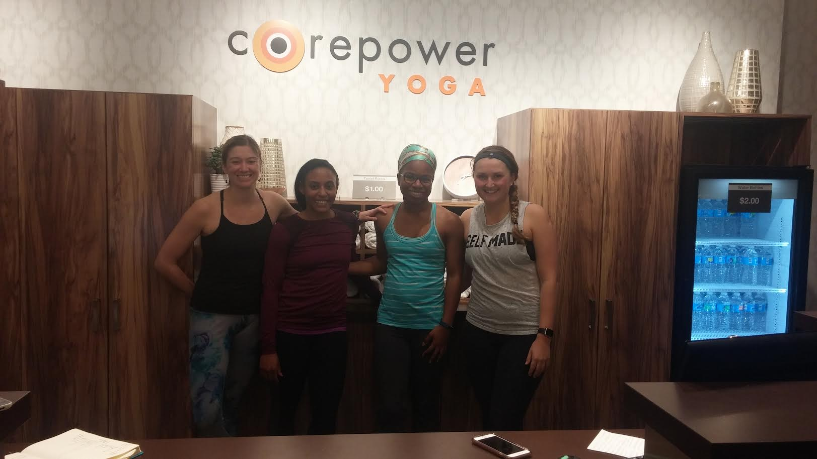 Core Power Yoga Rittenhouse