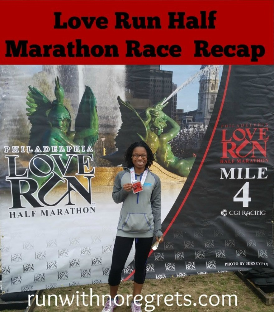 Check out my recap of the Love Run Half Marathon in Philadelphia, PA! It was my first time running the half and I had an incredible experience in the City of Brotherly Love! Find even more race recaps at runwithnoregrets.com!