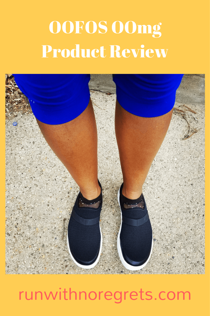 Looking for a way to help recover your feet after a long run? Check out my review of the OOFOS OOmg recovery shoe and get a 10% discount until 6/15! Find more product reviews at runwithnoregrets.com!