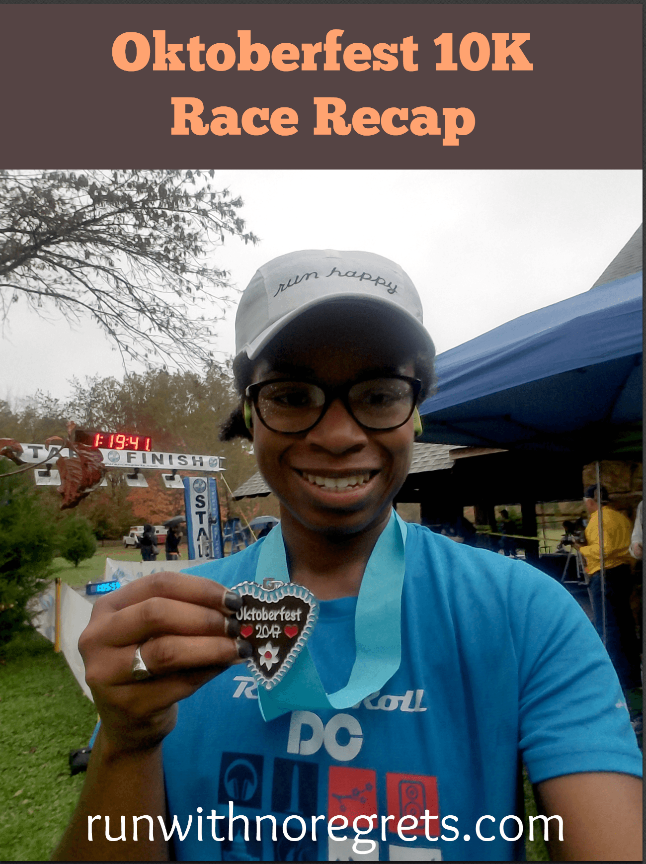 Check out my recap of the Oktoberfest 10K that took place in Northeast Philadelphia's Pennypack Park! Find more race reviews at runwithnoregrets.com!