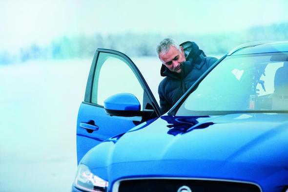 Jaguar F-Pace S put through paces……..