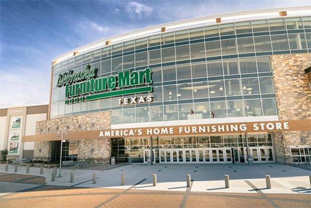 Сегодня у компании уже 4 больших магазина в разных штатах. Этот – в Техасе. Фото: nfm.com