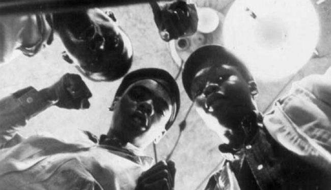 Кадр из фильм Ширли Кларк 'The Cool World' (1963), представленного в программе 'The Non-Actor'