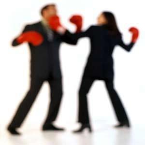 الرجل و المرأة صراع أم تكامل ؟