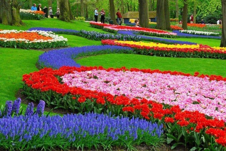 حديقة كيوكينهوف أجمل حديقة في العالم 2