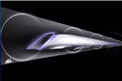 هايبر لوب hyperloop