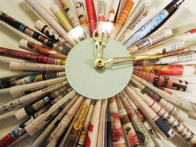 أفكار لإعادة التدوير 3 : بالصور أفكار رائعة لإعادة تدوير الورق في المنزل 30