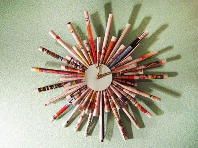 أفكار لإعادة التدوير 3 : بالصور أفكار رائعة لإعادة تدوير الورق في المنزل 22
