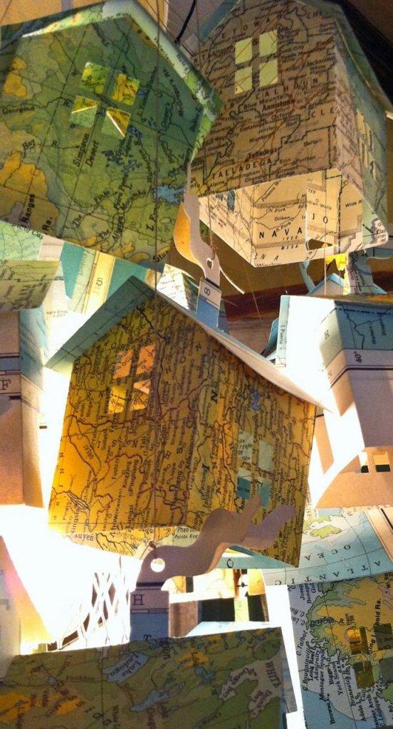 أفكار لإعادة التدوير 3 : بالصور أفكار رائعة لإعادة تدوير الورق في المنزل 14