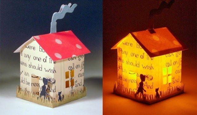 أفكار لإعادة التدوير 3 : بالصور أفكار رائعة لإعادة تدوير الورق في المنزل 11