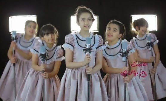 فيديو : فرقة NG جيل جديد للإنشاد في السعودية و نشيد غنيت في بلادي 1