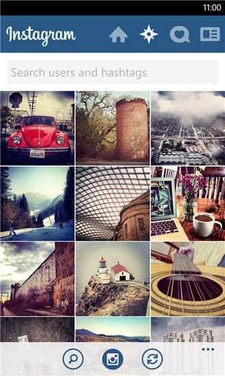 تطبيق انستقرام Instagram الآن متاح لهواتف نوكيا علي متجر ويندوز فون