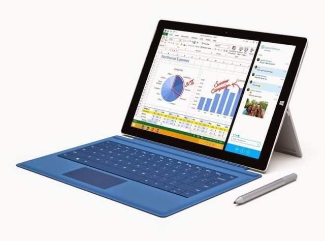 ميكروسوفت تطلق تابلت سيرفس برو 3 (Surface-pro 3 ) بديل اللابتوب 1