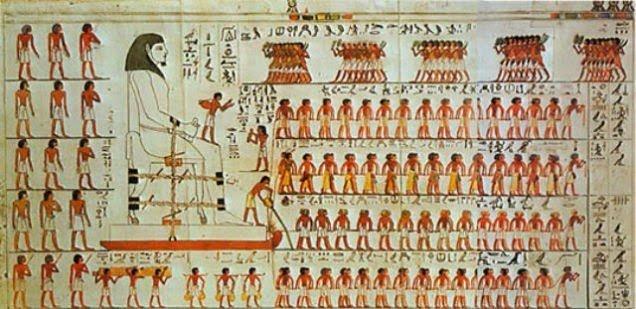 علماء يكشفون سر بناء الأهرامات 7