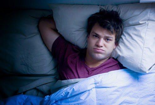 8 أشياء يجب ألا تفعلها قبل نومك 2