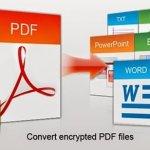 طرق تحويل ملفات Word الى pdf 3