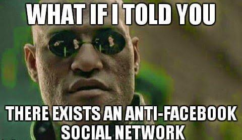 الفيسبوك و سر الضجة التي أثارتها شبكة إيللو - Ello 2