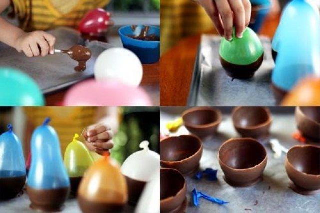 أفكار منزلية : أفكار منزلية مدهشة باستخدام بالون عادي 19