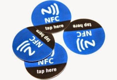 ماهي تقنية NFC و ما هي العلامات الذكية NFC Tags ? 3