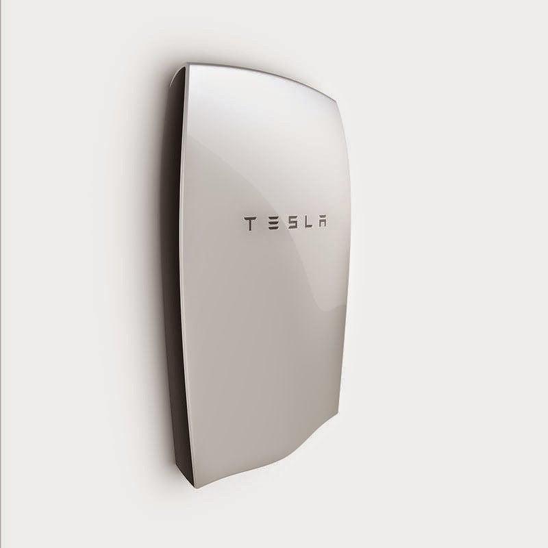 إيلون ماسك يعلن عن بطاريات حائط للمنازل Tesla Powerwall