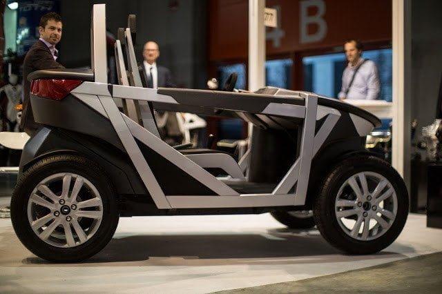 اصنع سيارتك بنفسك مع تابي السيارة مفتوحة المصدر ! 3